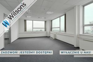 Przestronne biuro przy Alei Krakowskiej